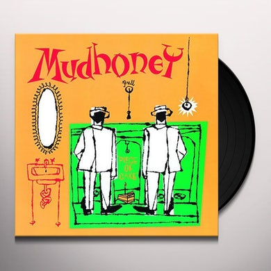 Mudhoney PIECE OF CAKE Vinyl Record