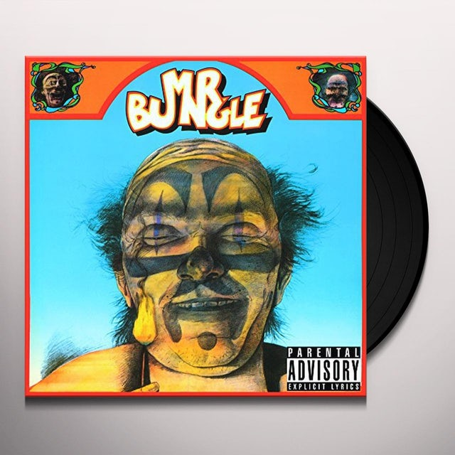 Mr. Bungle BUNGLE Vinyl Record