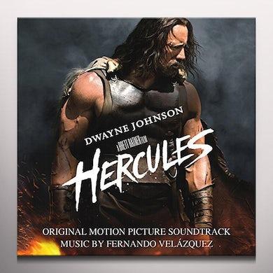 Fernando Velazquez HERCULES / O.S.T. Vinyl Record
