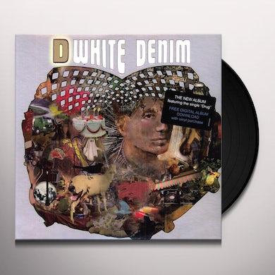 White Denim  D Vinyl Record
