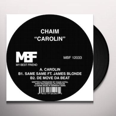 Chaim CAROLINE Vinyl Record