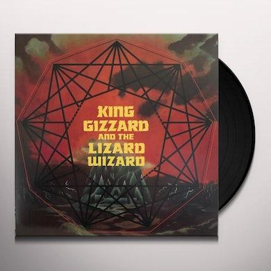 King Gizzard & The Lizard Wizard NONAGON INFINITY Vinyl Record