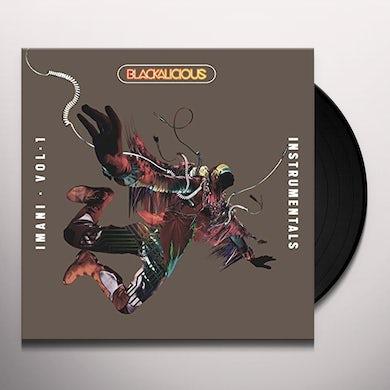 IMANI VOL 1 INSTRUMENTALS Vinyl Record