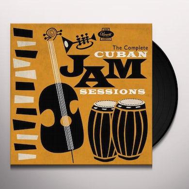 Complete Cuban Jam Sessions / Various Vinyl Record