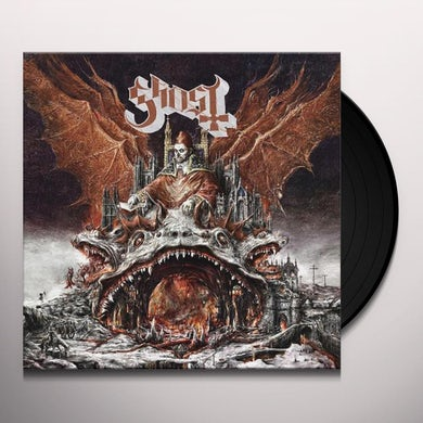 Ghost  PREQUELLE Vinyl Record
