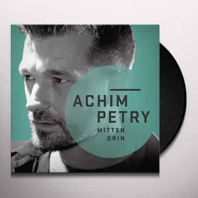 Achim Petry MITTENDRIN Vinyl Record