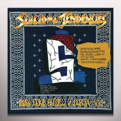 Suicidal Tendencies CONTROLLED BY HATRED / FEEL LIKE SHIT DEJA VU Vinyl Record