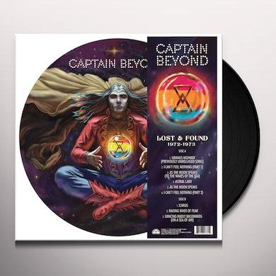 Captain Beyond LOST & FOUND 1972-1973 (PICTURE DISC VINYL) Vinyl Record