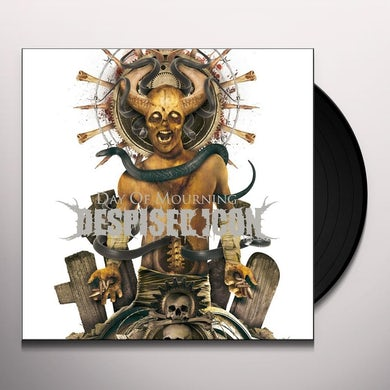 Despised Icon DAY OF MOURNING Vinyl Record