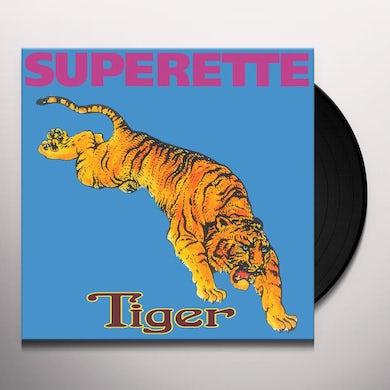 TIGER Vinyl Record