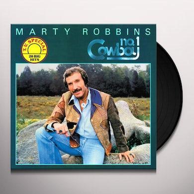 Marty Robbins #1 COWBOY Vinyl Record