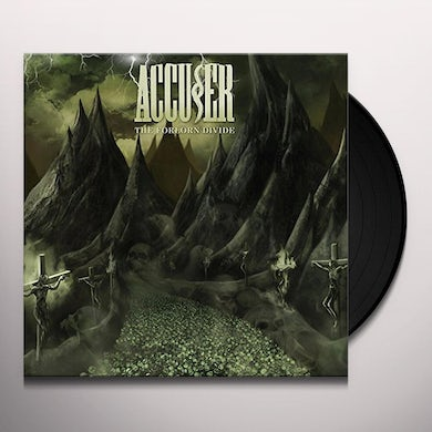 ACCUSER FORLORN DIVIDE Vinyl Record