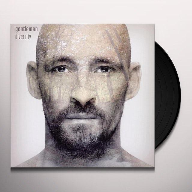 Gentleman DIVERSITY Vinyl Record