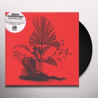Noah Gundersen SELECTIONS FROM WHITE NOISE LIVE FROM KEXP 90.3 FM Vinyl Record