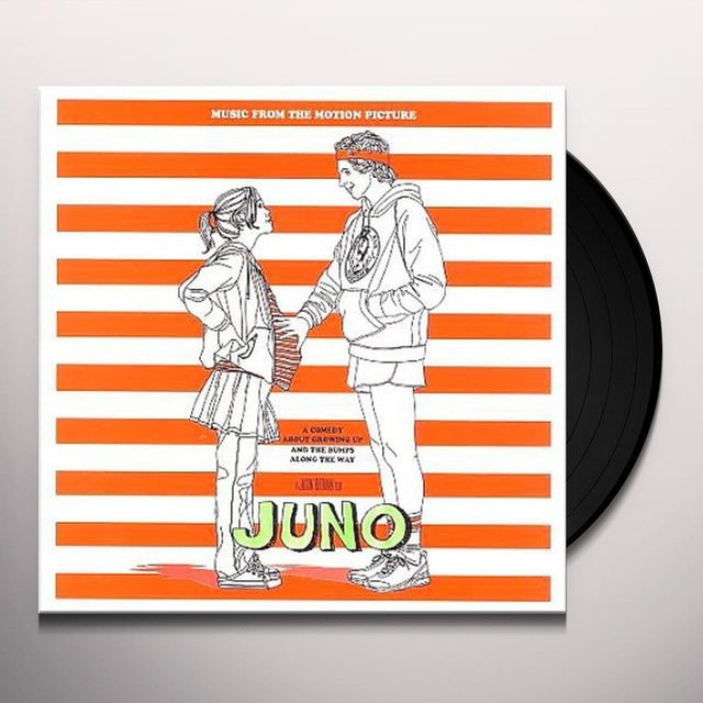 Juno: Music From The Motion Picture / O.S.T. JUNO: MUSIC FROM THE MOTION PICTURE / Original Soundtrack Vinyl Record