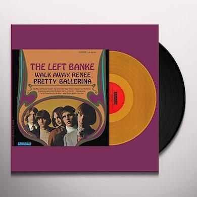 Left Banke WALK AWAY RENEE / PRETTY BALLERINA Vinyl Record