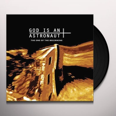 God Is An Astronaut END OF THE BEGINNING Vinyl Record