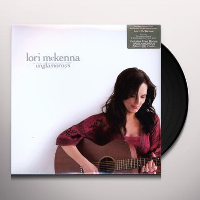 Lori Mckenna UNGLAMOROUS Vinyl Record