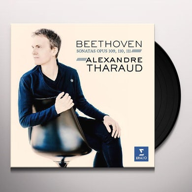 Alexandre Tharaud BEETHOVEN: PIANO SONATAS NOS. 30-32 Vinyl Record