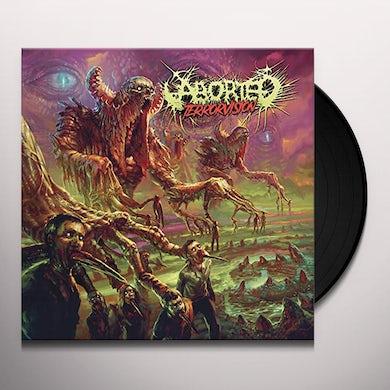 Aborted TERRORVISION Vinyl Record