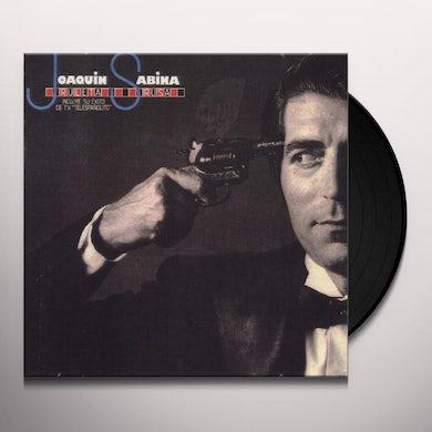 RULETA RUSA Vinyl Record