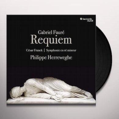 FAURE: REQUIEM Vinyl Record