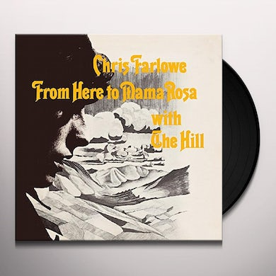 Chris Farlowe  FROM HERE TO MAMA ROSA Vinyl Record