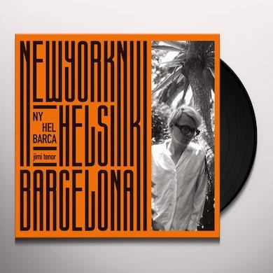 Jimi Tenor NY HEL BARCA Vinyl Record