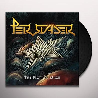 FICTION MAZE Vinyl Record
