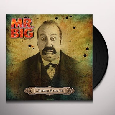 Mr Big STORIES WE COULD TELL Vinyl Record