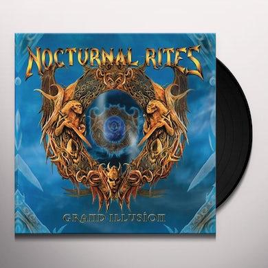 Nocturnal Rites GRAND ILLUSION Vinyl Record