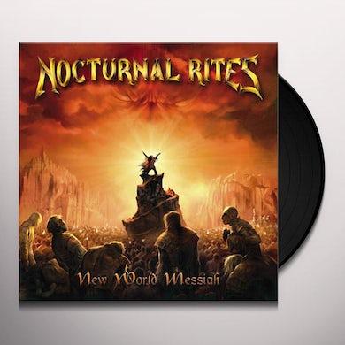 NEW WORLD MESSIAH Vinyl Record