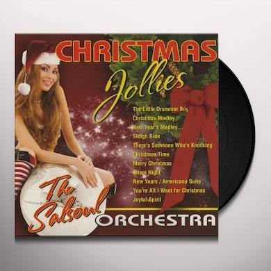 CHRISTMAS JOLLIES Vinyl Record