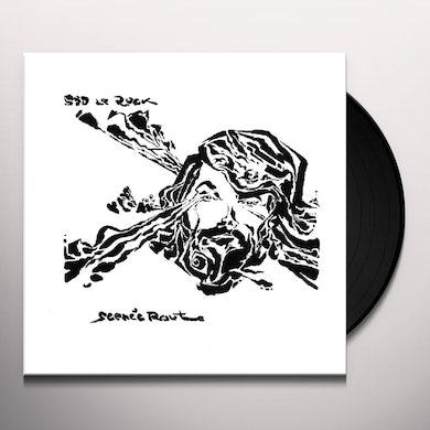Sid Le Rock SCENIC ROUTE Vinyl Record