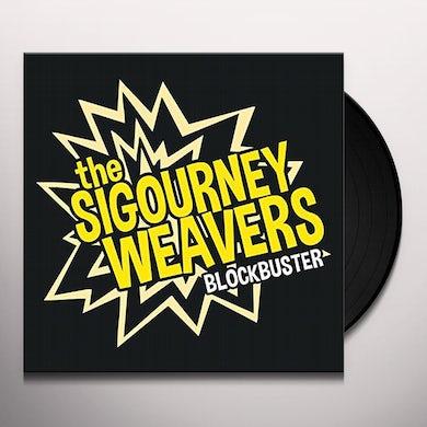 SIGOURNEY WEAVERS BLOCKBUSTER Vinyl Record