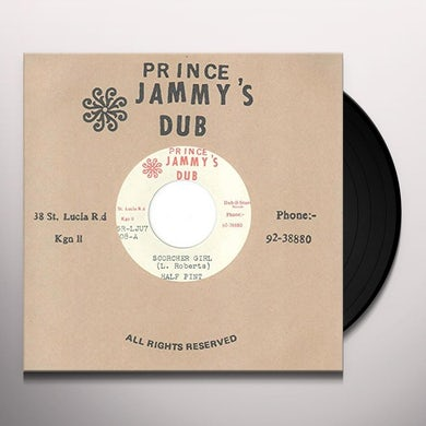 SCORCHER GIRL / VARIOUS Vinyl Record