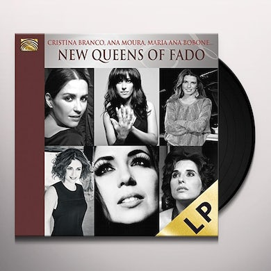 CAMPOS NEW QUEENS OF FADO Vinyl Record