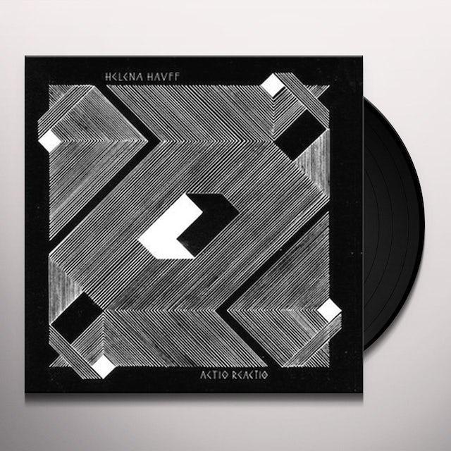 Helena Hauff ACTIO REACTIO Vinyl Record