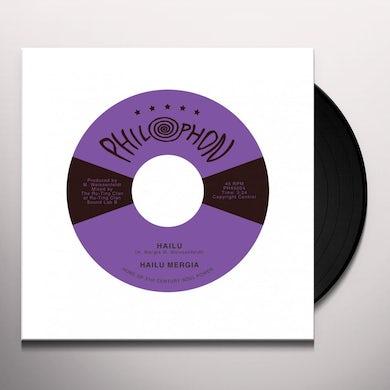 Hailu Mergia HAILU / YEGLE NESH Vinyl Record