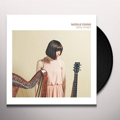 Natalie Evans BETTER AT NIGHT Vinyl Record