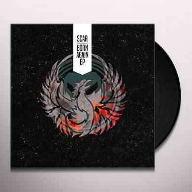 Scar BORN AGAIN Vinyl Record