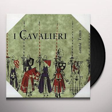 Luigi Tenco I CAVALIERI Vinyl Record