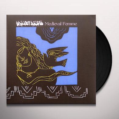 Fatima Al Qadiri MEDIEVAL FEMME Vinyl Record