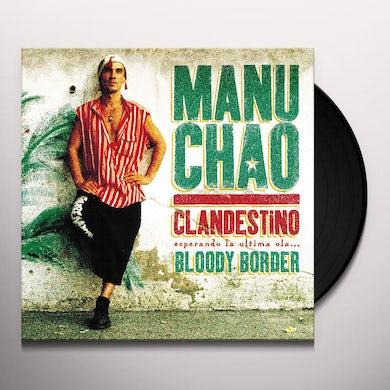 CLANDESTINO / BLOODY BORDER Vinyl Record