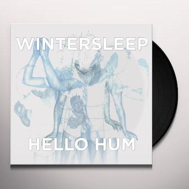 Wintersleep HELLO HUM Vinyl Record - Canada Release
