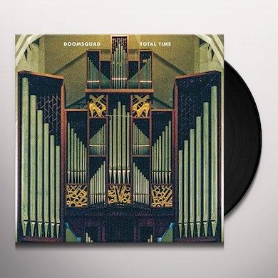 Doomsquad TOTAL TIME Vinyl Record