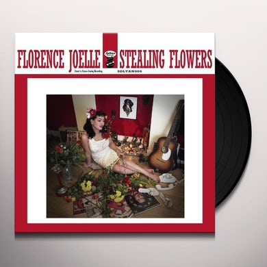 Florence Joelle STEALING FLOWERS Vinyl Record