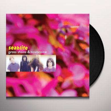 Seablite GRASS STAINS AND NOVOCAINE Vinyl Record