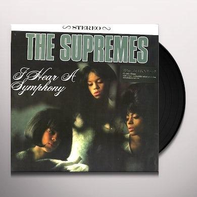 The Supremes I HEAR A SYMPHONY Vinyl Record