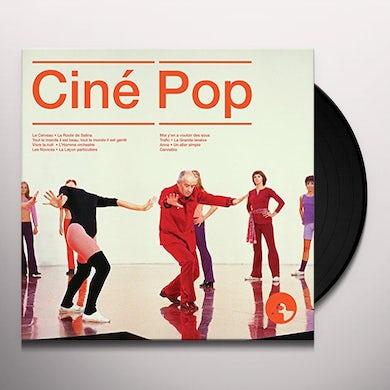 CINE POP / O.S.T.  CINE POP / Original Soundtrack Vinyl Record